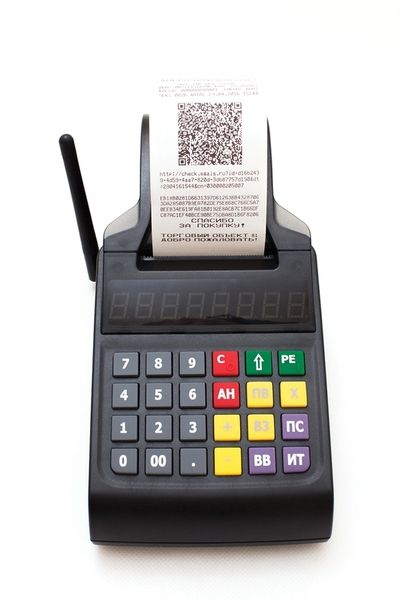 Автономная онлайн-касса Атол 90ф для небольших торговых точек